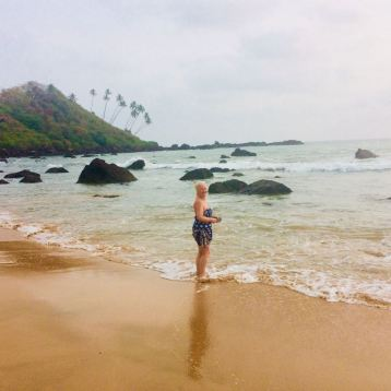 Ana Chidzoy Yoga Retreat Goa 3